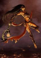 Janna, the Demonic Fury ~ Final Version by Noctume