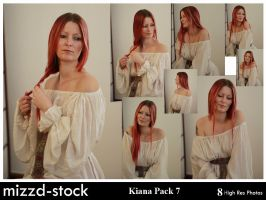 Kiana Pack 7 by mizzd-stock