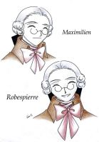 Robespierre - He's smiling x3 by Jin-Tonix
