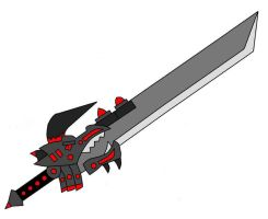 Devil Dragon Sword by kongo217