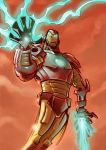 iron man by judson8