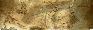 Dragon Age: A Bard's Love Map HE1- O11 by Guyver89