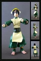 toph custom figure  -  commission by nightwing1975