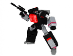 Digibash Titan Wars SoundBlaster by leokearon