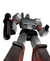 Megatron by beamer