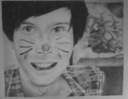Amazing Phil by bluechameleon7