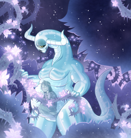 Commission - Cold Spores by blinkpen