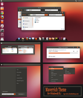 Maverick Theme for win 8-8.1 Update by cu88