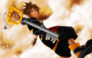 The Keyblade Master by SuperPichi