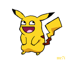 Pikawesome by me7i
