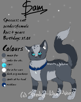 Sam reference sheet 2012 by Freaky--Like--Vivi