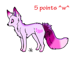 Adopt-5 points-OPEN by Pixel-Candy