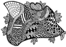ZenTangle1 by goldenspider