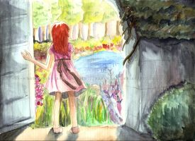 The Secret Garden. by yes-what