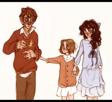 -We're a Proper Family- by HennaFaunway