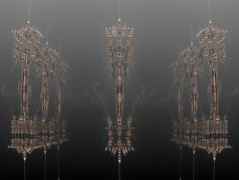 chandeliers by Oxnot