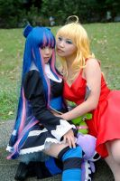 Panty Stocking Garterbelt - Stocking Original suit by rolan666