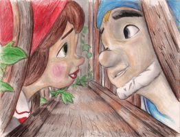 I Can't Go-Gnomeo and Juliet by little-hi-two