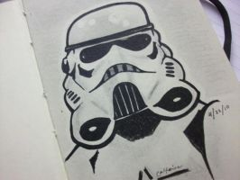 stormtrooper pooper by fatcatmeow