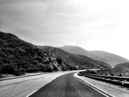 BW Mountain Road by TheGerm84