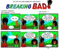 Breaking Bad 1-7 by TBPow