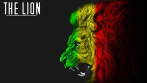The Lion (Wallpaper) by Th3TwisteD