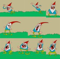 duende dance by Makinita