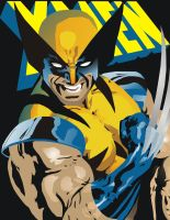 Wolverine by roy9th
