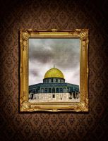 Dome of the Rock by marh333