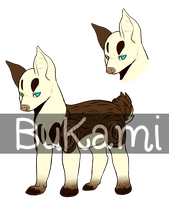 Canine Design Adopt #7 (CLOSED) by BuKami