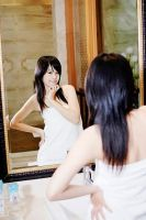 That girl in the mirror 1 by jasmine111196