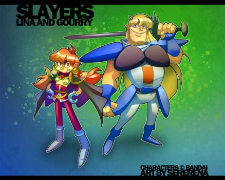 Slayers: New Style by sererena