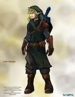 Link Redesign by BombOPAUL