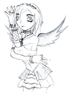 Contest -Gothic Angel- Prizes by TerryRose