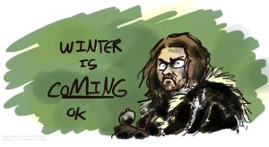 NED STARK by Tavoriel