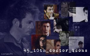 Doctor Who Icons by Lorien79