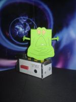 Slimer Cubee by CyberDrone