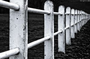 Old fence. by MarioGuti