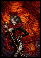 Devil song by Candra