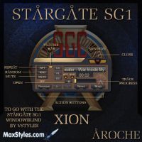 Stargate SG1 for Xion by aroche
