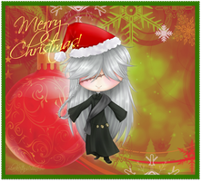 .:G:. Chibi Undertaker by BlackStarsShineToo