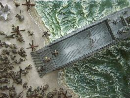 D-Day, June 6, 1944 by ThePaleGuy