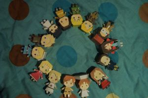 APH :: X-Mas Gifts 2010 by BecomeOneDa