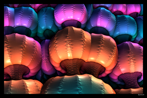 Sky Lanterns by tiffrmc720