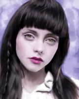 Christina Ricci by Lestatslover84