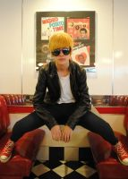 50's-Stuck Dave Strider by Yumi-Bagel