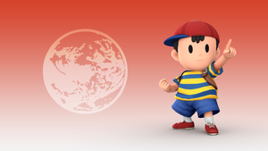 Ness [Smash 3] by Tailsmiles249