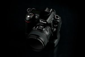 Nikon D80 with Nikon AF 60mm f/2.8D Macro by NorthBlue