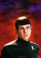 -Mr Spock- by obsceneblue