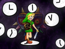 Majora's Mask by FriendlyPoe